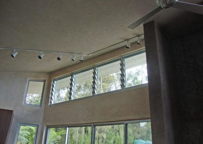 Altair Louvres are high performing windows