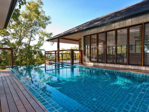 Luxury Pole Home, Balinese Style, Australia