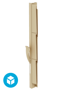 Breezway Altair Louvre standard handle interactive 3D image