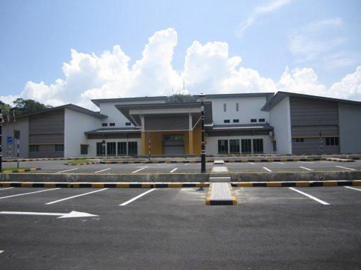 Klinik Kesihatan, Health Clinic, Malaysia