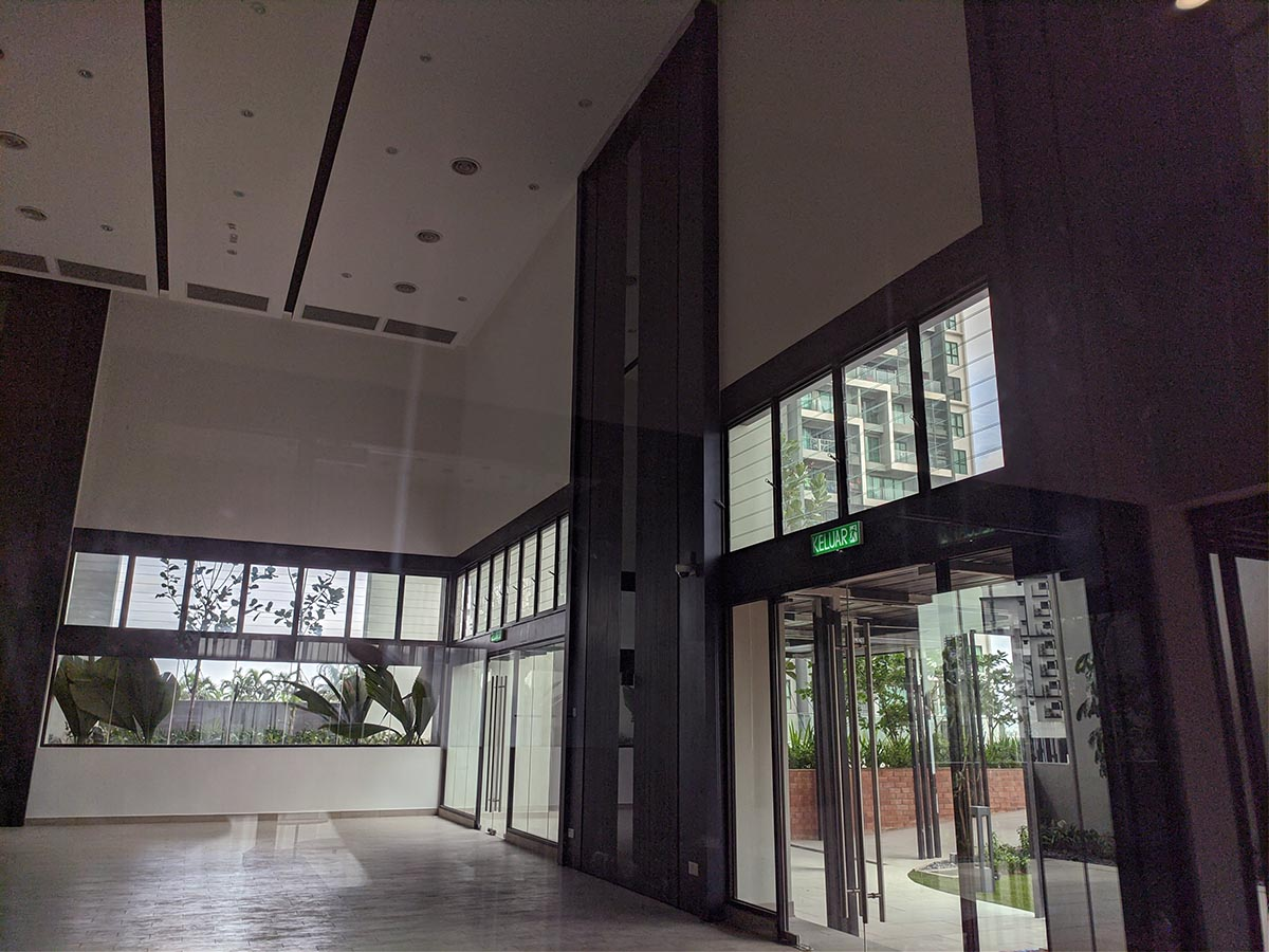 Interior of Citizen 2 Residential Units